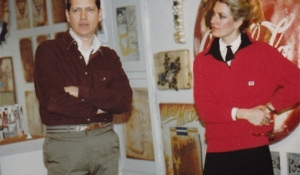 06 Christenberry and Campbell in his studio_thumb