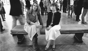 10 Carolyn Campbell & Frances Fralin