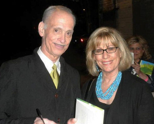 06.1 John Waters and Carolyn Campbell