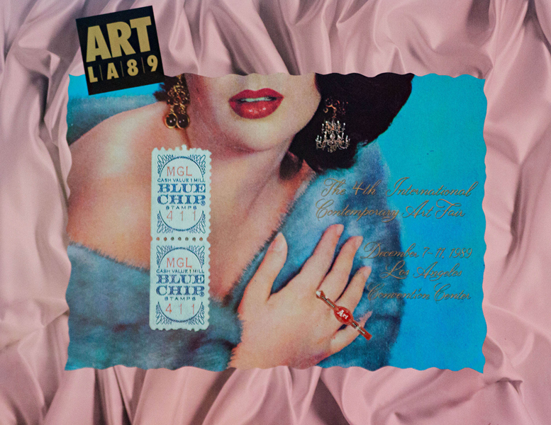 Alexis Smith _Blue Chip_ ART LA_1989-RR_
